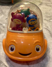 Mattel Team Umizoomi Car With Milly, Geo And Bot Characters