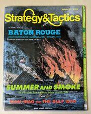 Baton Rouge / Civil War Game S&T Magazine #133 / UNpunched