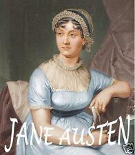 La persuasione + MANSFIELD PARK Jane Austen AUDIOBOOK 2 MP3 CD set classico ROMANZI