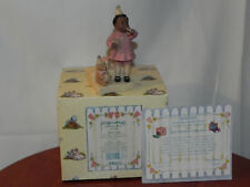 """MISS MARTHA BY ENESCO~WHITNEY~# 321559""""LET'S HAVE ANOTHER PARTY ! FOURTH IN YEAR"""