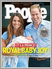PEOPLE,KATE MIDDLETON,Royal Baby George,Luke Bryan,Orlando Bloom,Selena Gomez