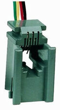 623D Telephone Line Cord Jack 4 wire New