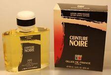 100 ml. After Shave Ceinture Noire Gilles de France (Vintage )