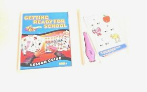 Vintage Hot Dots Activity Sets Educational Insights Kids 3-6 Toys Christmas Gift