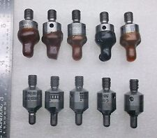 .190 x 100° Countersink Cutter with 1/4-28 threaded shaft