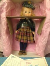 "Madame Alexander September w/ Box & Orig. Outfit Made in Usa 14"" #1527 Doll"