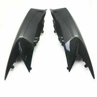 For SUZUKI GSX-R 600 750 2008-2010 Carbon Fiber Rear Tail Side Seat Fairing Cowl
