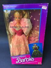 Dream Glow Barbie Doll Vintage 1985 Classic NRFB