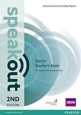 Speakout Starter, Very Good Condition Book, Alexander, Karen, Comyns Carr, Ms Ja
