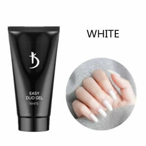 Nails Extension Nail Gel Acrylic Extended Quick Building Polish Lasting Finger