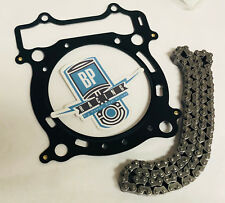 TRX400EX TRX 400EX 400X After Market OEM Replacement Cam Timing Chain w Gasket