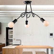 Bedroom Ceiling Lamp Kitchen Chandelier Lighting Fixtures Vintage Pendant Light