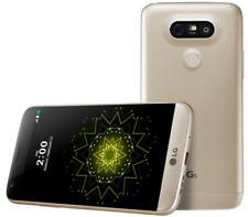 """Doré  Original 5.3"""" LG G5 H820 32GB GSM 4G LTE Quad-core GPS Débloqué Téléphone"""