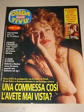 ONDA TIVU=1999/15=NANCY BRILLI=MARINA GRAZIANI ROBERTA LANFRANCHI=ALBANESE A.=