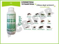 COPYR CIPERTRIN T CIPERMETRINA + TETRAMETRINA INSETTICIDA  MOSCE ZANZARE