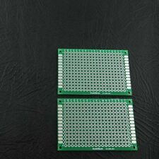 Double Side 4X6CM Fr-4 Prototype PCB Universal Printed Circuit Board 1.6mm (x2)
