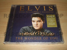 The Wonder of You by Elvis Presley (CD, 2016, Sony) ARGENTINA PROMO