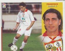 FRANCISCO # ESPANA  FC.SEVILLA LIGA 2003 ESTE STICKER CROMO