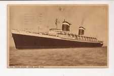 Photochrom Co Ltd Collectable Cruise Liner Postcards