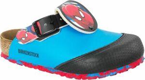 Birkenstock Clog Boston marvel spiderman blue 1006830