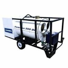 L.B. White Foreman 500 Df 500,000 Btuh, Dual Fuel Lp/Ng, Vented