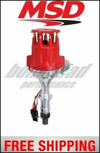MSD Ignition Distributor, Pontiac V8, Ready-to-Run