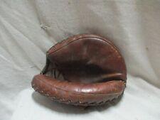 vintage belknap B-211 baseball glove mitt nice shape