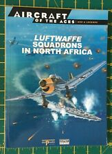 Luftwaffe Squadrons In North Africa, Aces of World War 2 2001 SB, Osprey #28