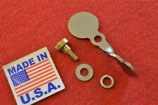 1213-17 SCHEBLER CARBURATOR AUXILARY AIR LEVER, SCREW, & WASHER KIT 1914-1917