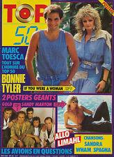 TOP 50 022 (4/8/86)BONNIE TYLER TOSCA GOLD SANDY MARTON