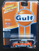 JOHNNY LIGHTNING Gulf 1998 Honda Civic Custom 1:64