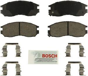 For Mitsubishi Eclipse Chrysler Sebring Front Blue Disc Brake Pads Bosch BE484H