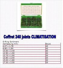 KIT ASSORTIMENT 240 JOINTS CLIMATISATION POUR VOLVO