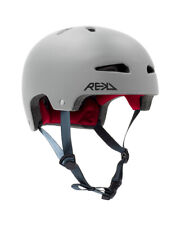 Rekd, Ultralite In-Mold Skate Helmet, Grey