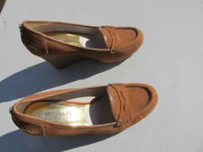 Women's Michael Kors Rory suede Loafer size 8M Retails $109 and up