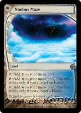 NIMBUS MAZE Future Sight MTG Land RARE