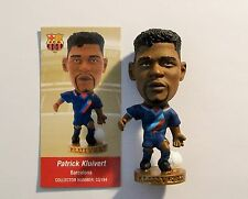Prostars BARCELONA (AWAY) KLUIVERT, CG194 CLUB GOLD Loose With Card LWC