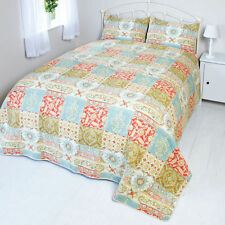 Patchwork 100% Cotton Bedspreads