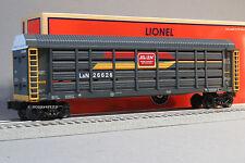LIONEL L&N AUTO CARRIER w/SCREENS 30138 o gauge train freight car 6-26626 NEW