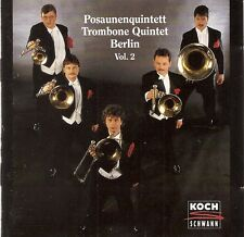 Music for Festive Occasions / Berlin Trombone Quintet