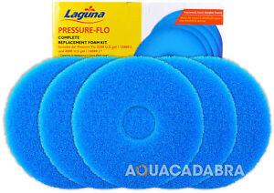 Laguna Pressure Flo 12000 14000 Filter Foam Kit Set PT1507 PF12000 PF14000