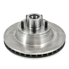 Disc Brake Rotor and Hub Assembly Front IAP Dura BR5315