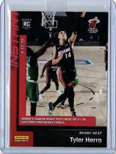2019-20 Panini Instant NBA #227 Tyler Herro Rookie Card Heat - Only 1,085 made!