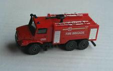 Majorette Mercedes-Benz Zetros Fire Brigade Feuerwehr Fire Engine LKW Truck BOS