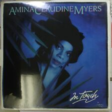 Soul Sealed! Lp Amina Claudine Myers In Touch On Bmg