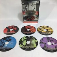 Cowboy Bebop - Remix: Complete Collection (DVD, 2008, 6-Disc Set, Anime Legends)