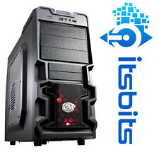 COOLERMASTER K380 MID ATX CASE USB 3.0 BOTTOM MOUNT P/S UP TO 319MM VIDEO CARD