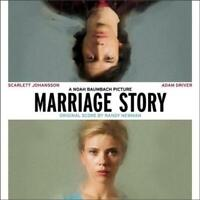 RANDY NEWMAN - MARRIAGE STORY (ORIGINAL MUSIC FROM THE NETFLIX) NEW CD