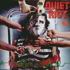"QUIET RIOT "" CONDITION CRITICAL "" LP NUOVO"