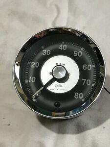 612  8,000 RPM Austin Healey Sprite Midget Sports / Racing Tachometer